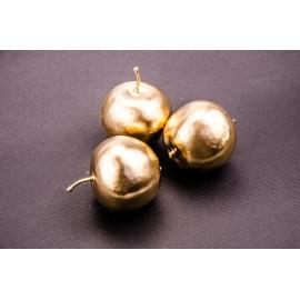The big golden apple 5 см