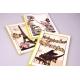 """Postcard with envelope """"Retro"""" 11.5*17 cm WISH1511"""