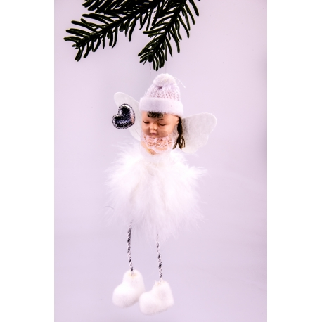 Owl Christmas Toy