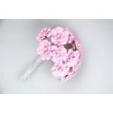 Camellia Butterfly Marshmallow