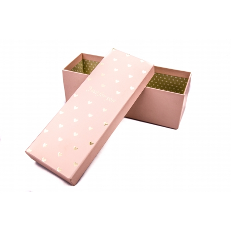 """Сardboard box """"Just for you"""""""