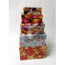 Комплект коробок № 420-424