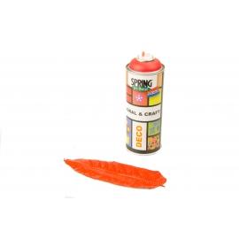 Спрей краска для цветов Pro florist (Красная) 400мл