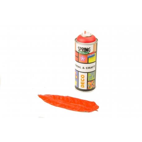 Спрей фарба для квітів Pro florist (Червона) 400мл