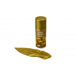 Спрей фарба для квітів (Золото)