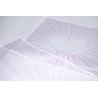 """Плівка матова """"Cмугасте Cерце"""" 60 × 60 см 165 Light Pink"""