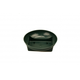 Plastic cup green 15cm OASIS®