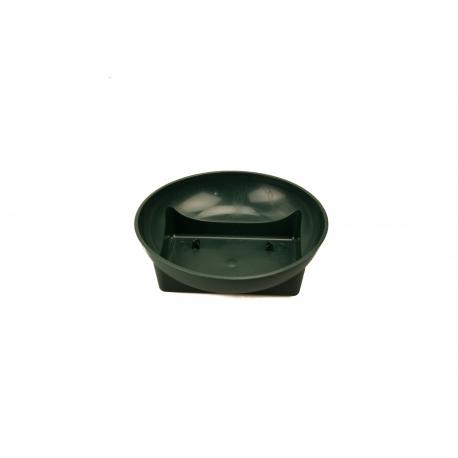 Пластиковая чаша зеленая 15см OASIS®