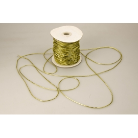 Elastic band gold 2.5mm * 100m