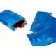 Пакет из бумаги без ручек 10 см × 22 см × 4,5 см новогодний в ассортименте
