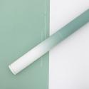 Пленка матовая омбре 60 × 60 см 085 Pastel Green
