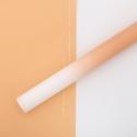 Пленка матовая омбре 60 × 60 см 052 Orange