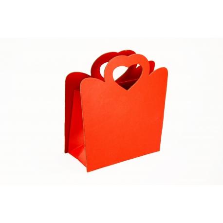 Паперова сумка для квітів в асортименті