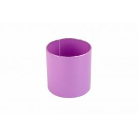 Тубус для цветов пластиковый (фиолетовый)