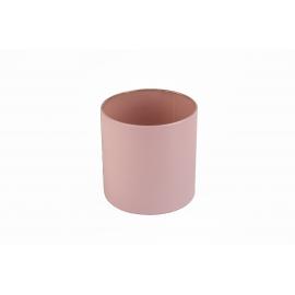 Тубус для цветов пластиковый (пудра)