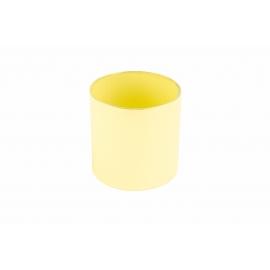 Тубус для квітів пластиковий (молочний)