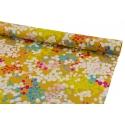 Retro Paper 0.7 * 10 yard Multi-colored circles for craft