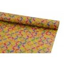 Paper 0.7 * 10 yard Colored rhombuses for craft