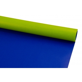 Plain paper 0.7 * 10 yards. Light green + blue 3011-406