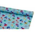 Paper 0.7m * 10 yards Fish