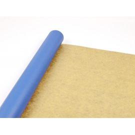 Paper Kraft bilateral President синяя+золото( серебро0