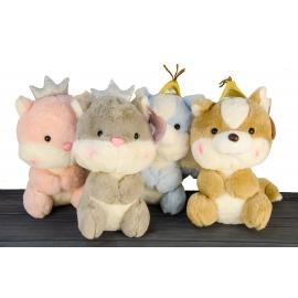 Іграшка поліестерна Хомячок 0220-3