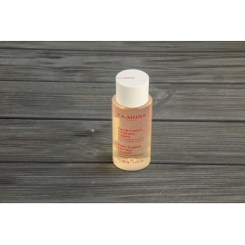 Лосьон мгновенно-очищающий для сухой кожи Clarins, 100мл