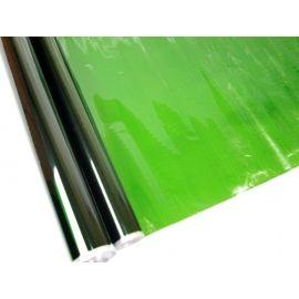 Тонированная пленка лаковая «Зеленая» 0.36кг. кг