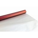 Film opaque bilateral 0,6m * 10yards Silver Bordeaux