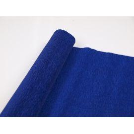 Креп №555 Синий классический