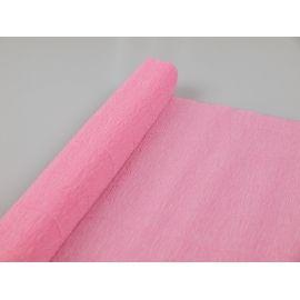 Креп №549 Рожевий класичний