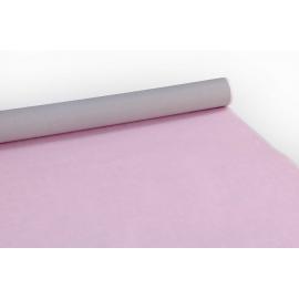 Paper bilateral PRESIDENT 0,7m x 8m Pink + Gray