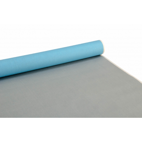 Paper bilateral PRESIDENT 0,7m x 8m Blue + Gray
