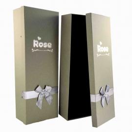 Набор прямоугольных коробок для роз 2 шт. 1002