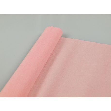 Креп №549 Рожевий ніжний