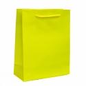 Пакет паперовий салатовий