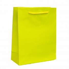 Пакет бумажный салатовый EC-M-1402