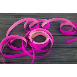 Cтрічка 2см*25м Colorissima Малина+рожевий