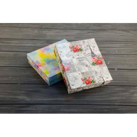 Коробка для подарков 17 * 15 * 4см