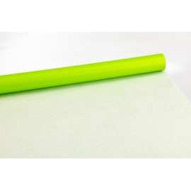 Double-sided paper 0.7 * 10m Light green + White 301-101