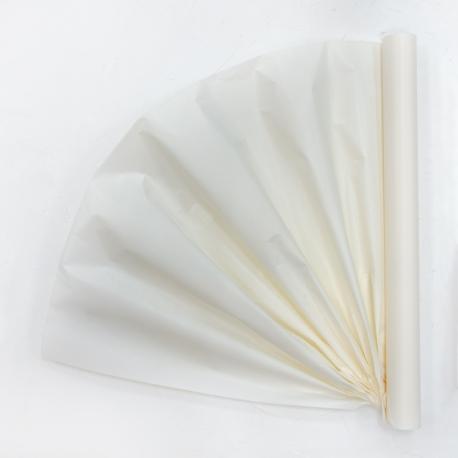 Папір для квітів калька (30г) President 0,5*15м Молоко 103