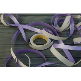 Colorissima Tape Double Sided 25m Grey + Vioelt