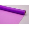 Папір для квітів 8м*50см, 100мк Фіолет + Півонія 5051