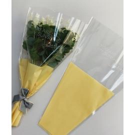 Пакети для квітів SB.DOZHD-053 Peach