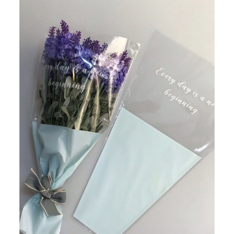 Packages for SB.DOZHD-131 Light Blue flowers