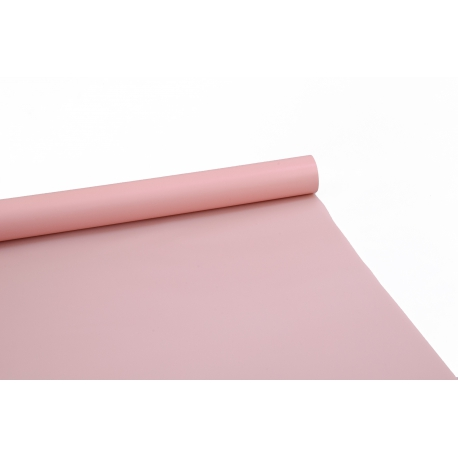 Matte film in a roll of 60 cm x 10 yards P.JYZ0600-167 Icy Pink