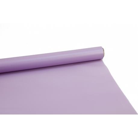 Пленка матовая односторонняя в рулоне 10м MTZ -032 Lavender