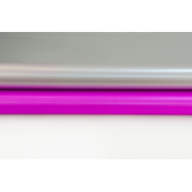 Плівка двостороння P.OY 18 фуксія + срібний