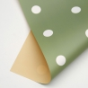 "Matte film ""Pea"" in roll 0,7 х 8м P.XXY-081 Lime Juice"