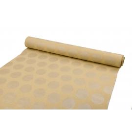 Paper 500mm RETRO PEAS Gold 206